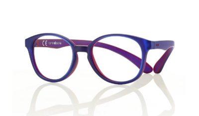 CentroStyle 15793N MATT DARK BLUE/RED 43 1   Eyeglasses