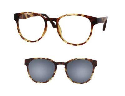 CentroStyle 56341 MATT DEMI 49 19-140 MONT   Eyeglasses