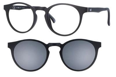 CentroStyle 56366 MATT BLACK 48 21-145 MON   Eyeglasses