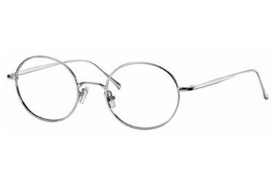 CentroStyle F002548017000N SHINY SILVER 48  48 Unisex Eyeglasses