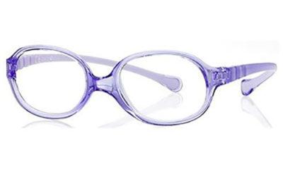 CentroStyle F002550017000 SHINY SILVER 50  50 Unisex Eyeglasses