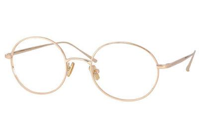 CentroStyle F002550018000 SHINY GOLD 50 20   Eyeglasses