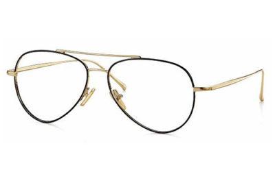 CentroStyle F002754139000N SHINY GOLD/BLAC   Eyeglasses