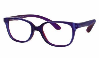 CentroStyle F008346151000 SHINY NAVY/RED M   Eyeglasses