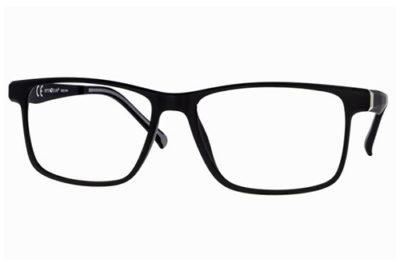 CentroStyle F014157002000 BLACK 57 16-150   Eyeglasses