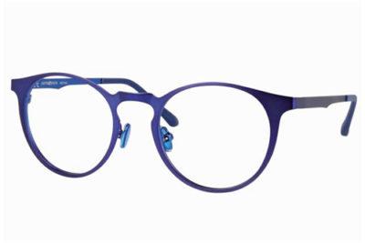 CentroStyle F015147144000N DARK BLUE/MT LT   Eyeglasses