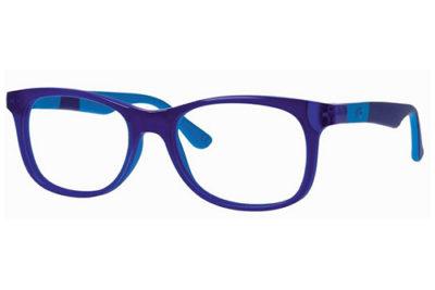 CentroStyle F017045242000 SHINY BLUE TR90   Eyeglasses