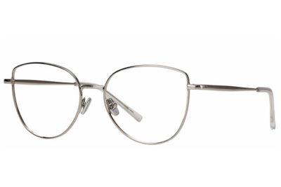 CentroStyle F017353017000 SHINY SILVER 53   Eyeglasses
