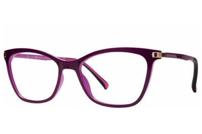 CentroStyle F020552066000 PURPLE 52 17-140  52 Women's Eyeglasses