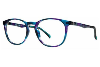 CentroStyle F021147276000 GREEN/PURPLE 47   Eyeglasses
