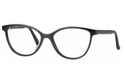 CentroStyle F021550001000 SHINY BLACK 50 1   Eyeglasses