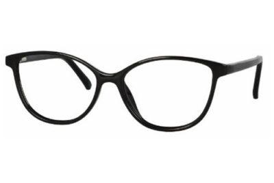CentroStyle F021552001000 SHINY BLACK 52 1   Eyeglasses