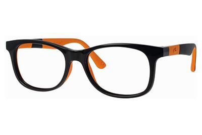 CentroStyle F017045243000 SHINY BLACK/ORAN   Eyeglasses