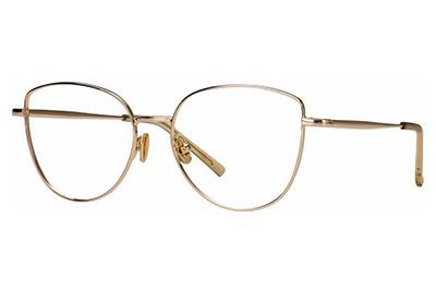 CentroStyle F017353018000 SHINY GOLD 53 17   Eyeglasses