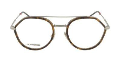 Christian Dior Dior0219 3MA/19 HAVAN RUTHEN 52 Men's Eyeglasses