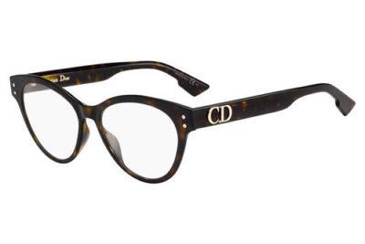 Christian Dior Diorcd4 086/16 DARK HAVANA 51 Woman