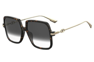 Christian Dior Diorlink1 086/9O DARK HAVANA 58 Women's Sunglasses