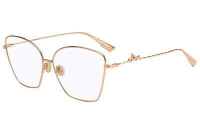 Christian Dior Diorsignatureo1 DDB/14 GOLD COPPER 61 Women's Eyeglasses