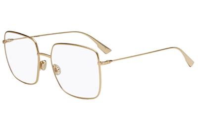 Christian Dior Diorstellaireo1 J5G/17 GOLD 54 Women's Eyeglasses