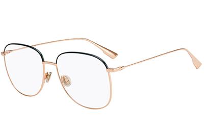 Christian Dior Diorstellaireo8 PEF/16 GOLD GREEN 56 Women's Eyeglasses