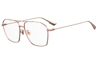 Christian Dior Stellaireo14f DDB/14 GOLD COPPER 57 Women's Eyeglasses