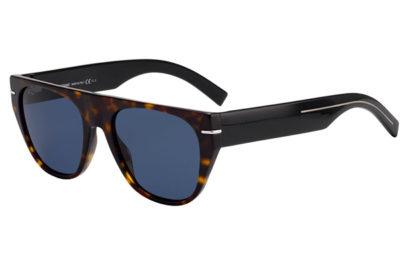 Christian Dior Blacktie257s 086/KU DARK HAVANA 53 Men's Sunglasses