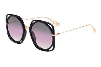 Christian Dior Diordirection 26S/0D BLK GDCOPPER 56 Women's Sunglasses
