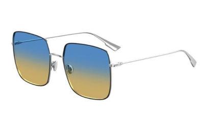 Christian Dior Diorstellaire1 84J/84 PALLAD BLACK 59 Women's Sunglasses