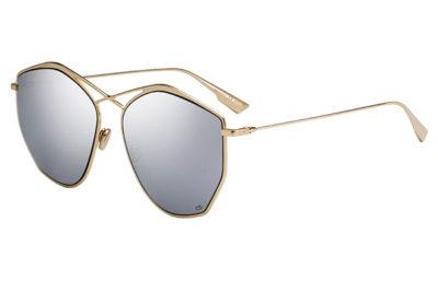 Christian Dior Diorstellaire4 J5G/DC GOLD 59 Women's Sunglasses