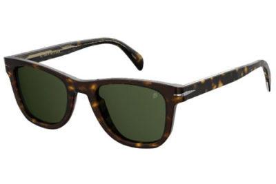 David Beckham Db 1006/s 086/QT DARK HAVANA 50 Men's Sunglasses