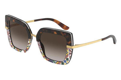 Dolce & Gabbana 4373 327813 52 Women's Sunglasses