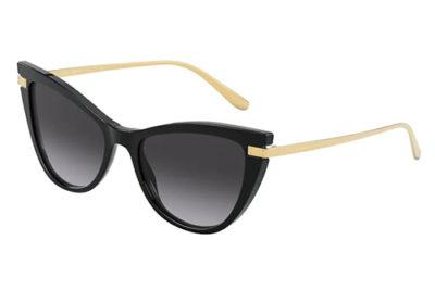 Dolce & Gabbana 4381 501/8G 54 Women's Sunglasses