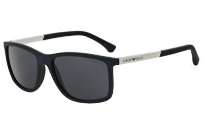 Emporio Ar Mani 4058 547487 58 Men's Sunglasses