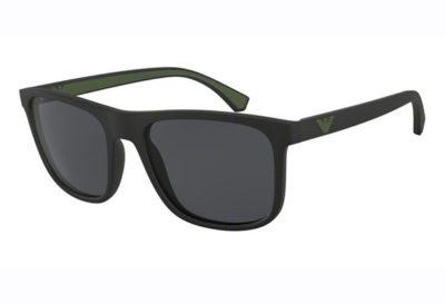 Emporio Ar Mani 4129 504287 56 Men's Sunglasses