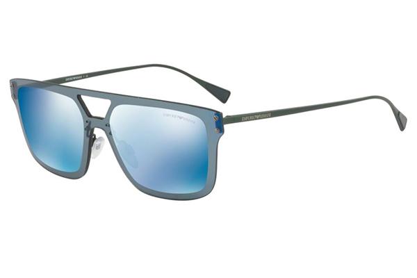 Emporio Ar Mani 2048 317355 43 Men's Sunglasses