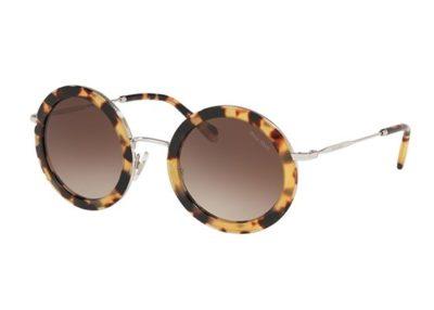 Miu Miu 59US 7S06S1 48 Women's Sunglasses