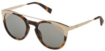 Furla SFU244 9AJG 52 Sunglasses