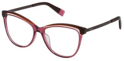 Furla VFU192 01CK 54 Eyeglasses