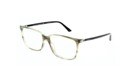 Gucci GG0019O avana 56 Men's Eyeglasses