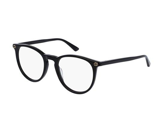 Gucci GG0027O black 50 Women's Eyeglasses