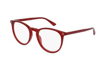 Gucci GG0027O red 50 Women's Eyeglasses