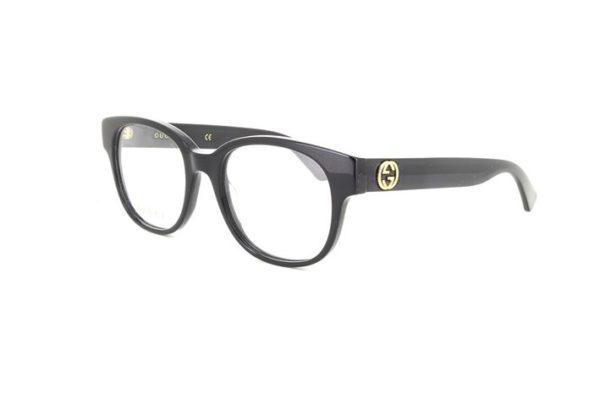 Gucci GG0040O black 51 Women's Eyeglasses