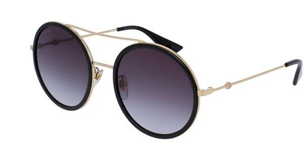 Gucci GG0061S gold 56 Women's Sunglasses