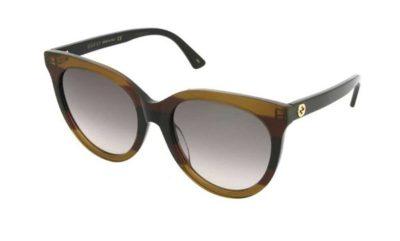 Gucci GG0179SA 003-multicolor 55 Women's Sunglasses