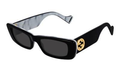 Gucci GG0516S 001 black black grey 52 Wo Man