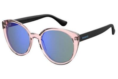 Havaianas Milagres 35J/2Y PINK 54 Women's Sunglasses