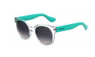 Havaianas Noronha/m QT4/LS CRY TURQUOI 52 Women's Sunglasses