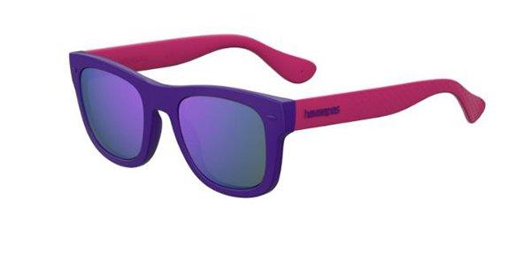 Havaianas Paraty/m QPV/TE VLT FUCHSIA 50 Unisex Sunglasses
