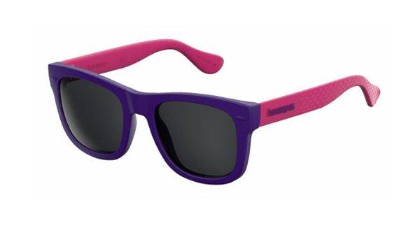 Havaianas Paraty/s QPV/Y1 VLT FUCHSIA 48 Men's Sunglasses
