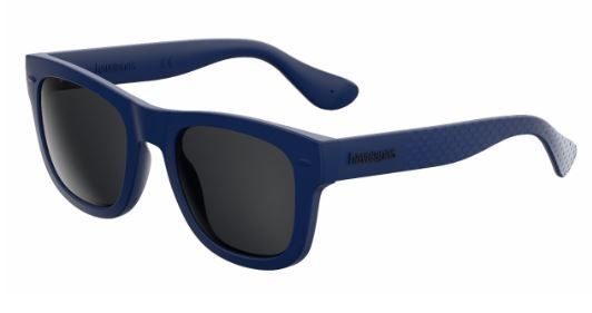 Havaianas Paraty/l LNC/Y1 BLUE 52 Men's Sunglasses